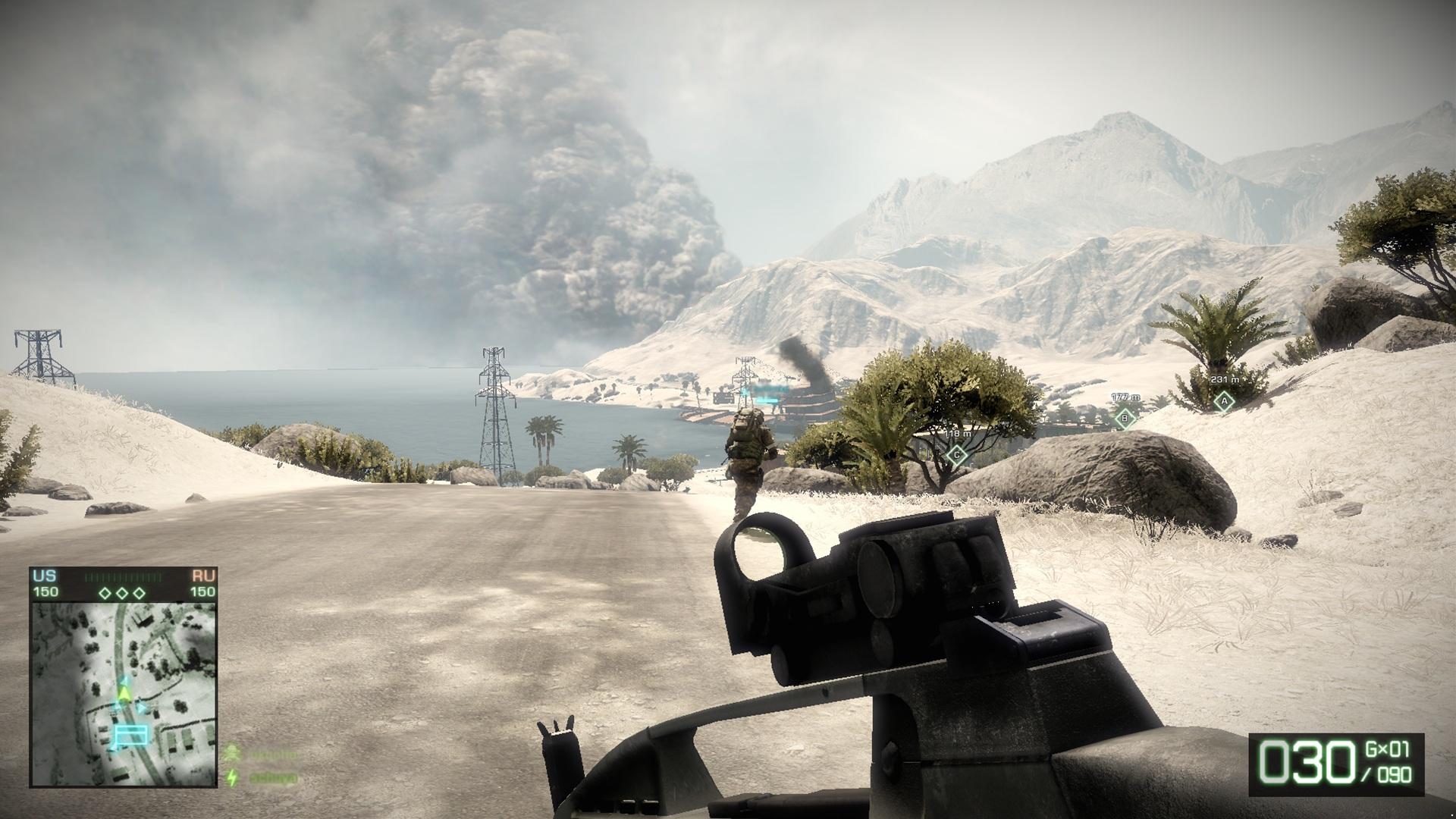 BFBC2―超非効率戦争:ゲームとげ...